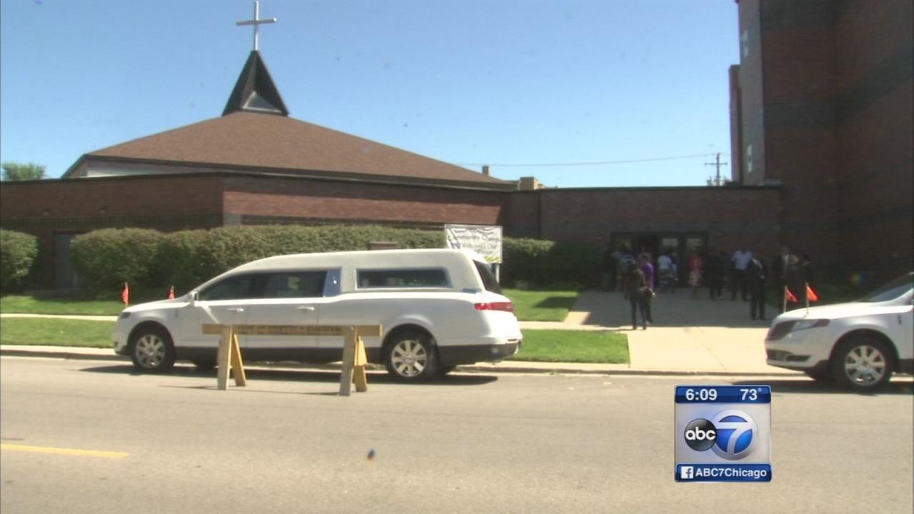 Funeral held for Nykea Aldridge