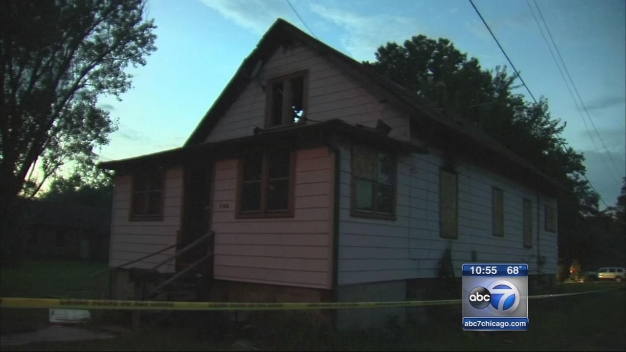 Girl, 14, killed in Lake Station fire