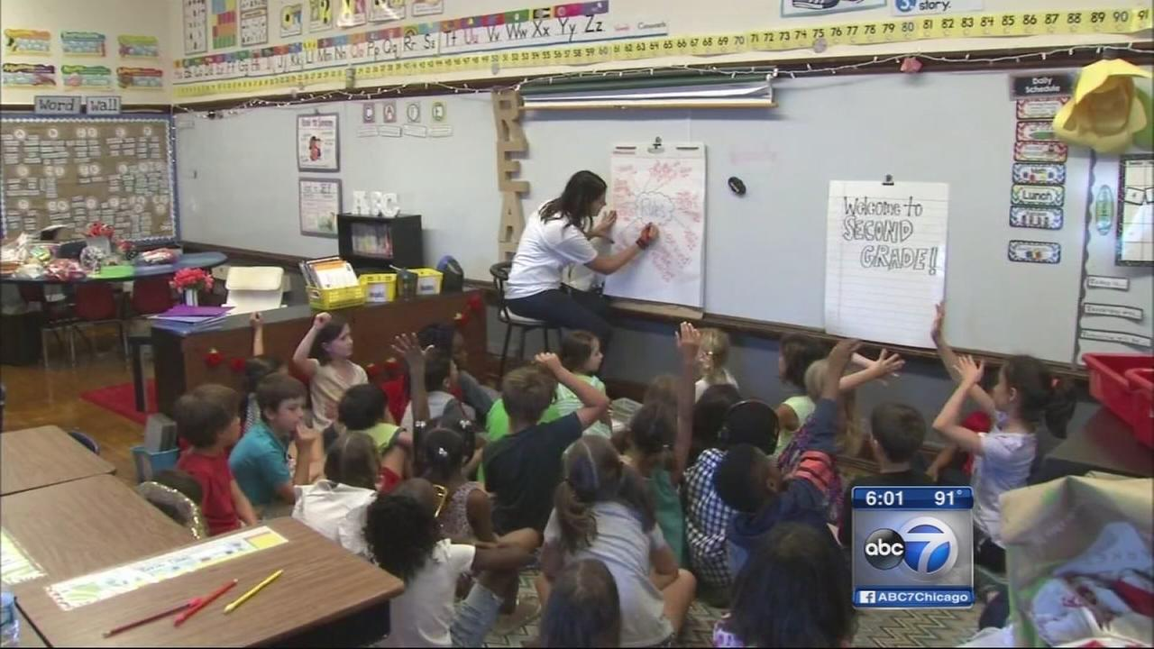 Threat of CTU strike looms over first day of school