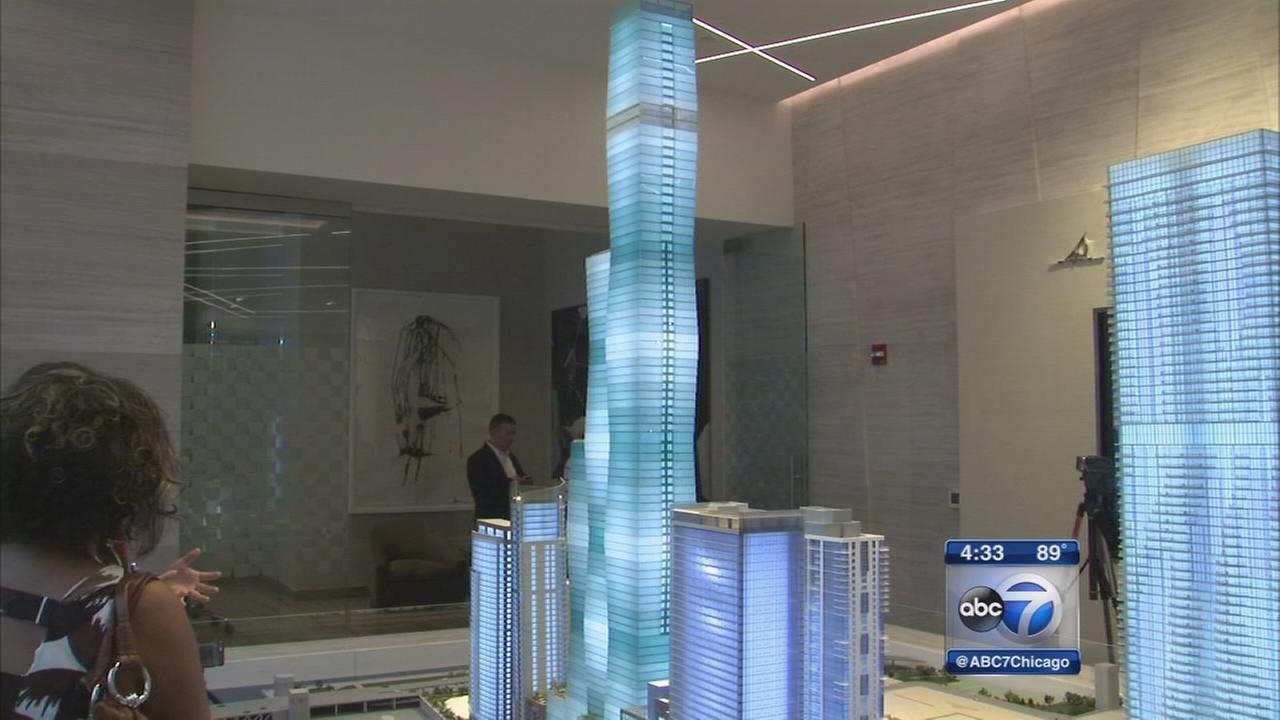 Construction begins on Vista Tower