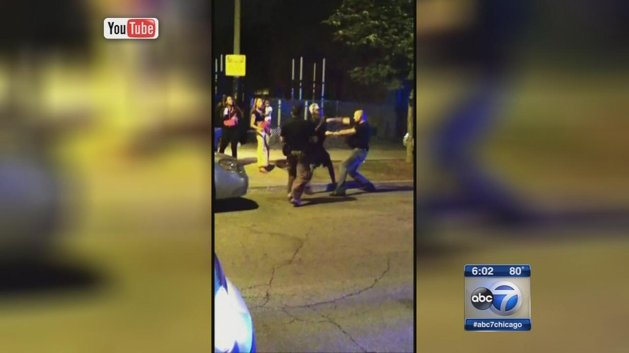 Chicago cop charged in 2014 incident