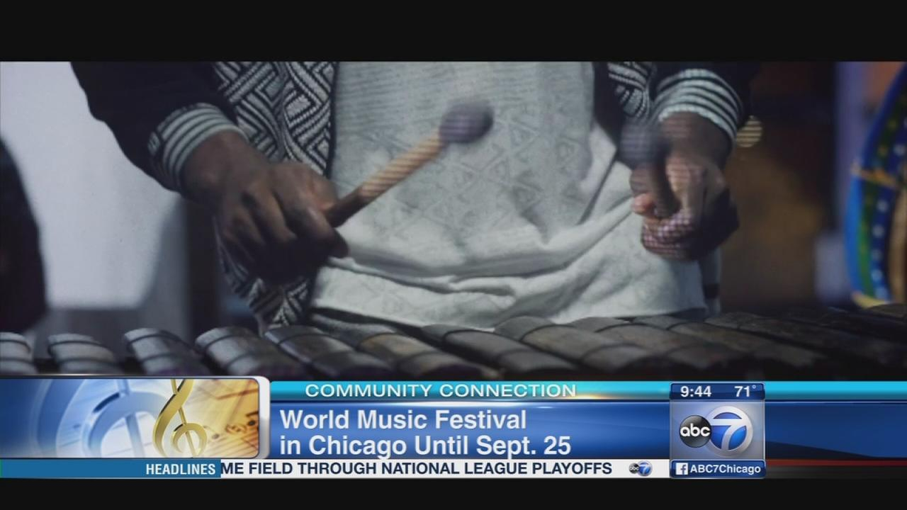 Chicago Celebrates 18th Annual World Music Festival