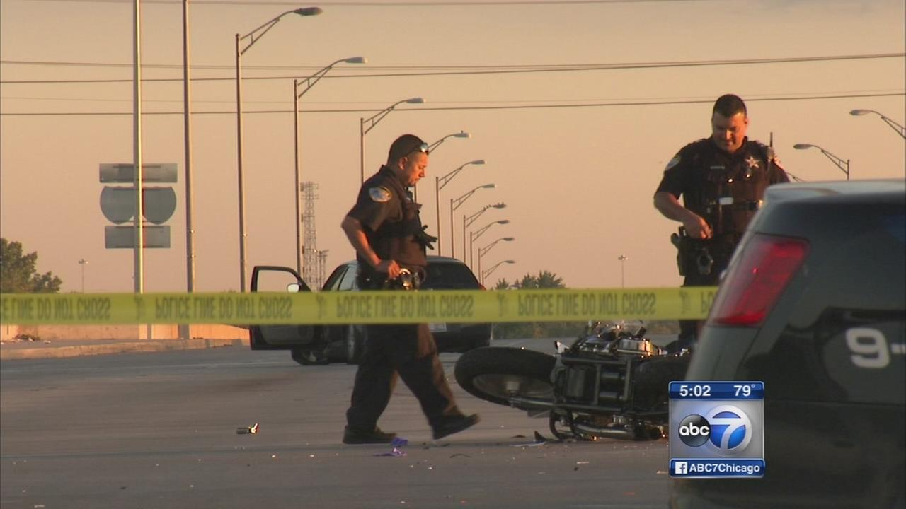 Off-duty CPD officer killed in suburban crash