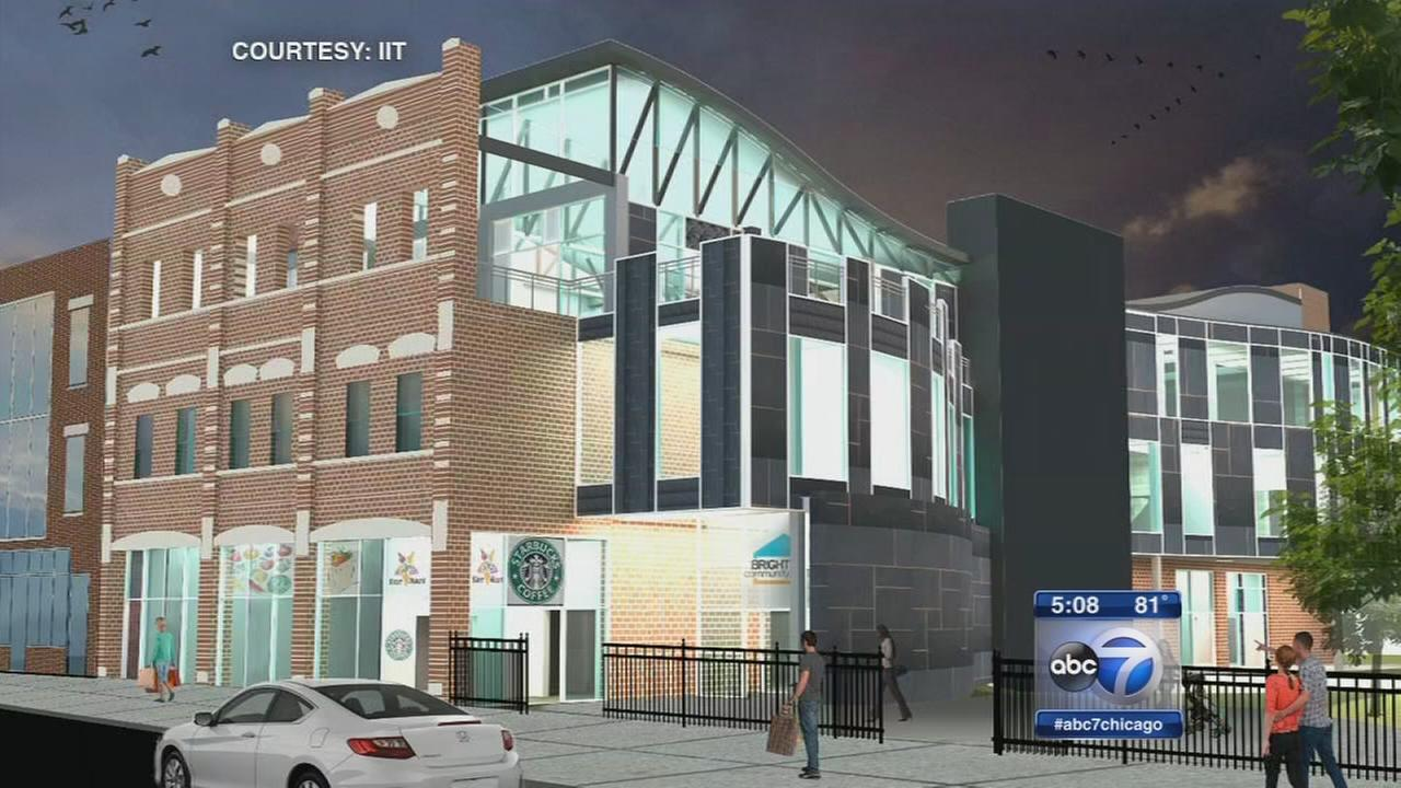 New Bronzeville community center to help youth with trauma