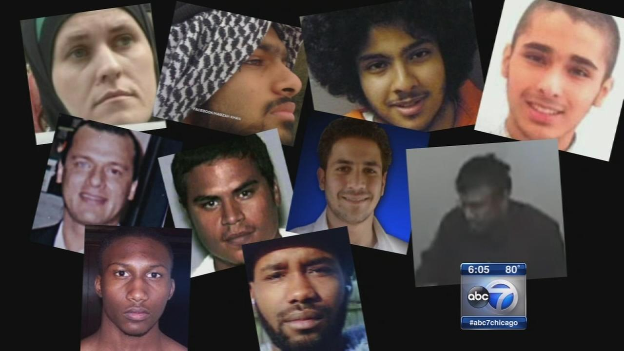 Chicago central in U.S. terror cases