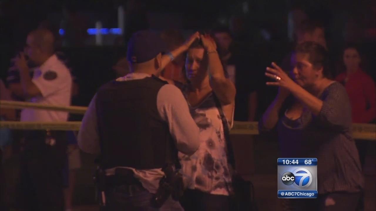 Man shot near Millennium Park