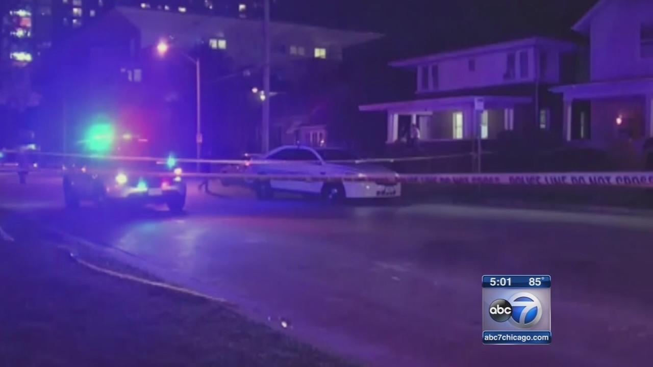 Mundelein man killed, 5 injured after shootings near U of I campus