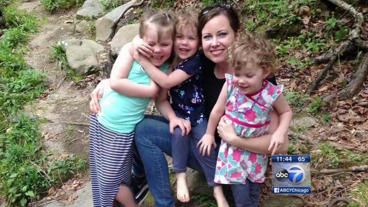 Anti vaccine mom flips after kids get sick