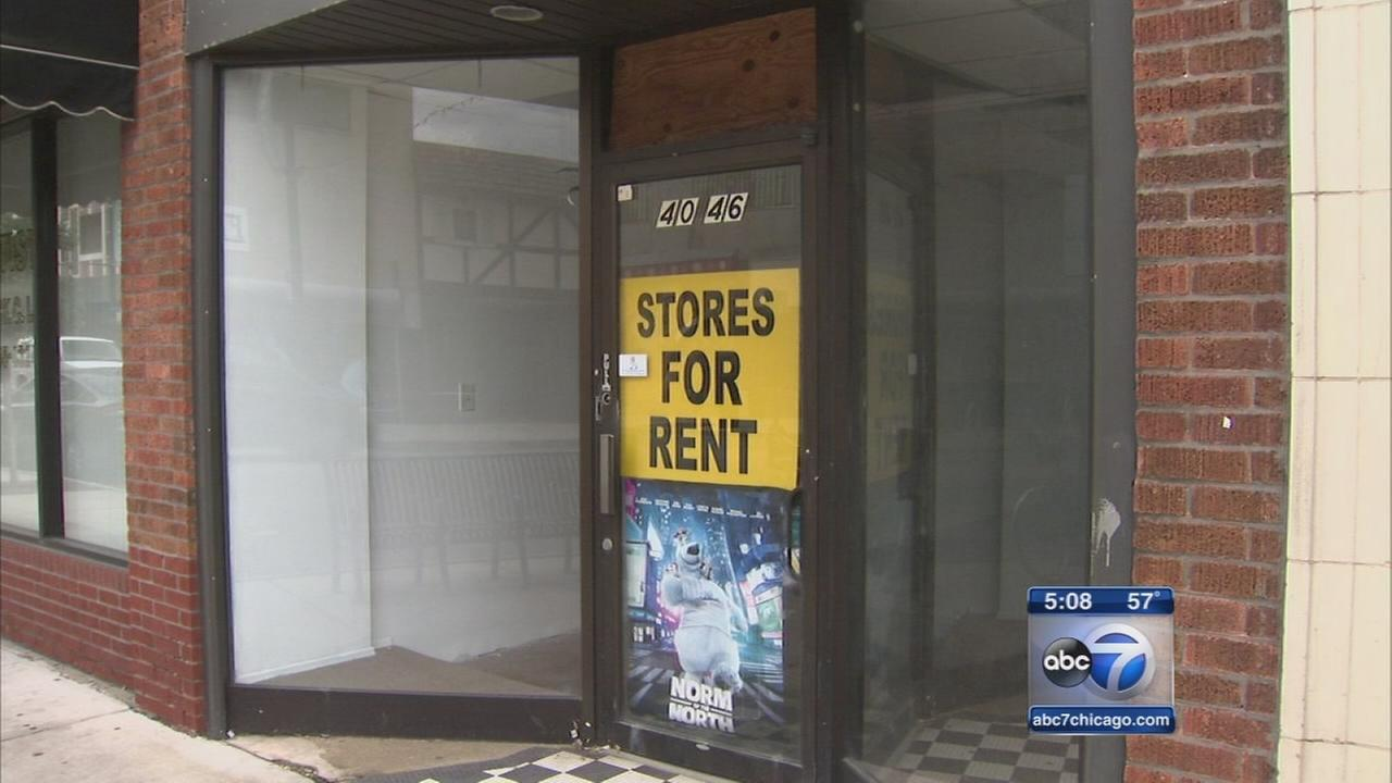 Tax loophole encourages vacant buildings