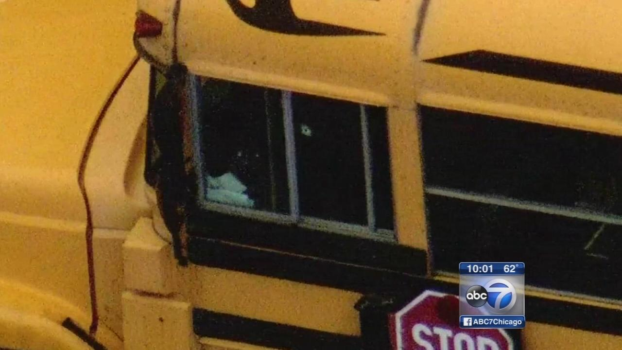 School bus driver wounded in West Garfield Park shooting