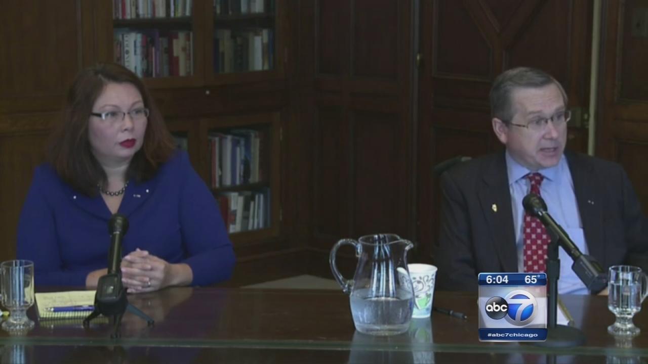 Duckworth forces Kirk to address ABC7 debate