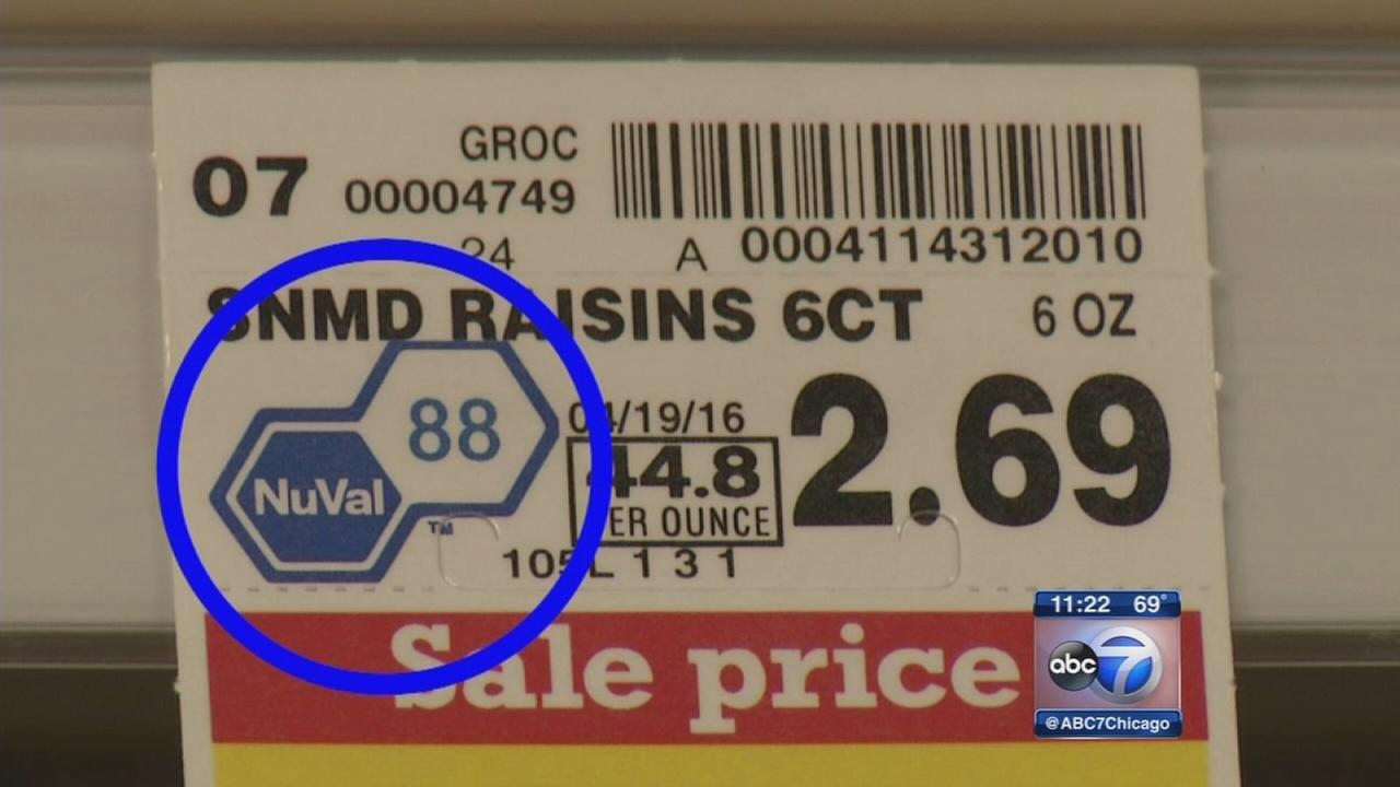 Scoring system makes choosing healthy groceries easy
