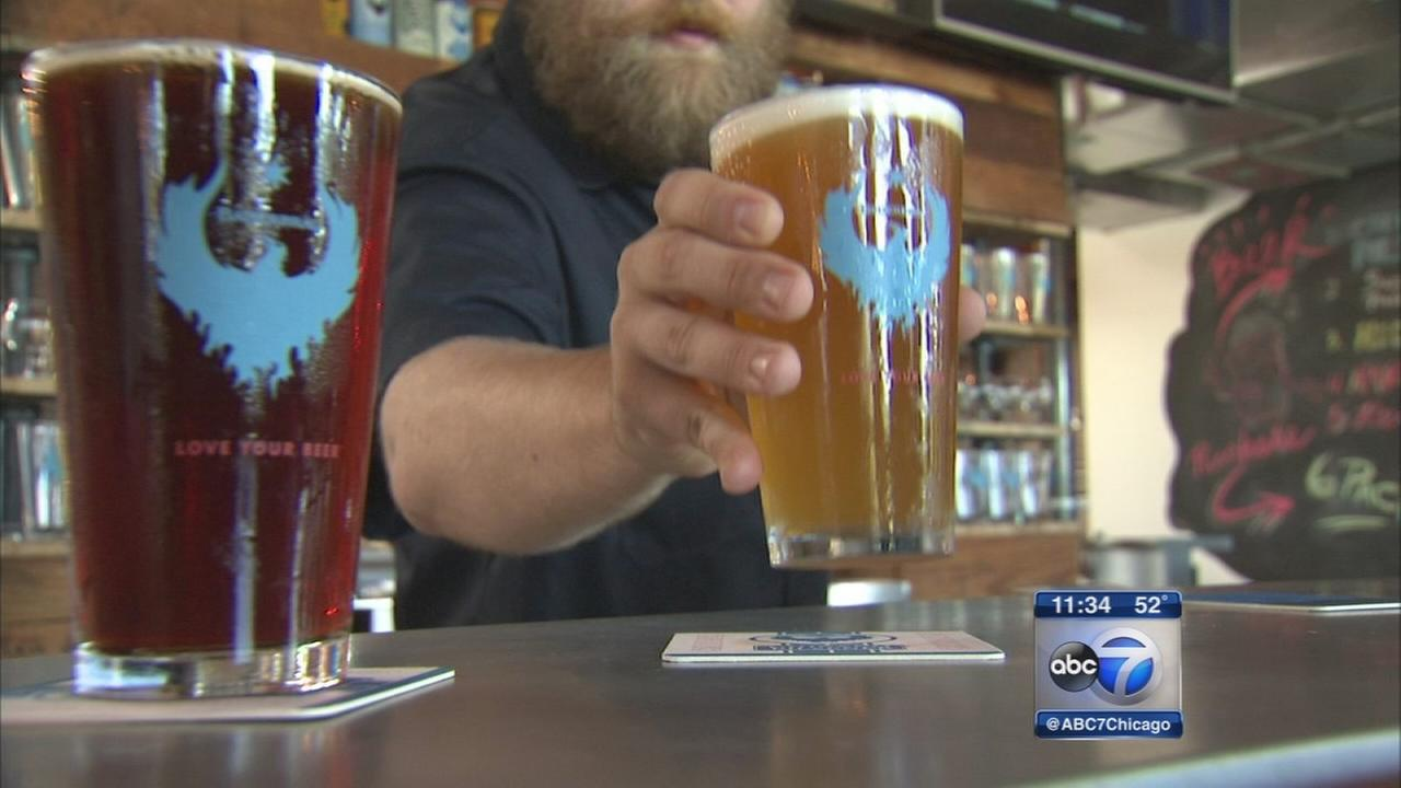 Chicago brewery renaissance underway on North, South sides