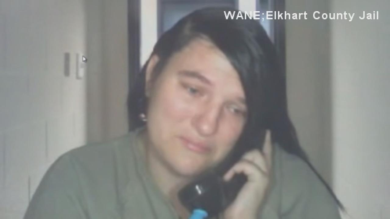 Indiana mother talks about killing her children in jailhouse interview