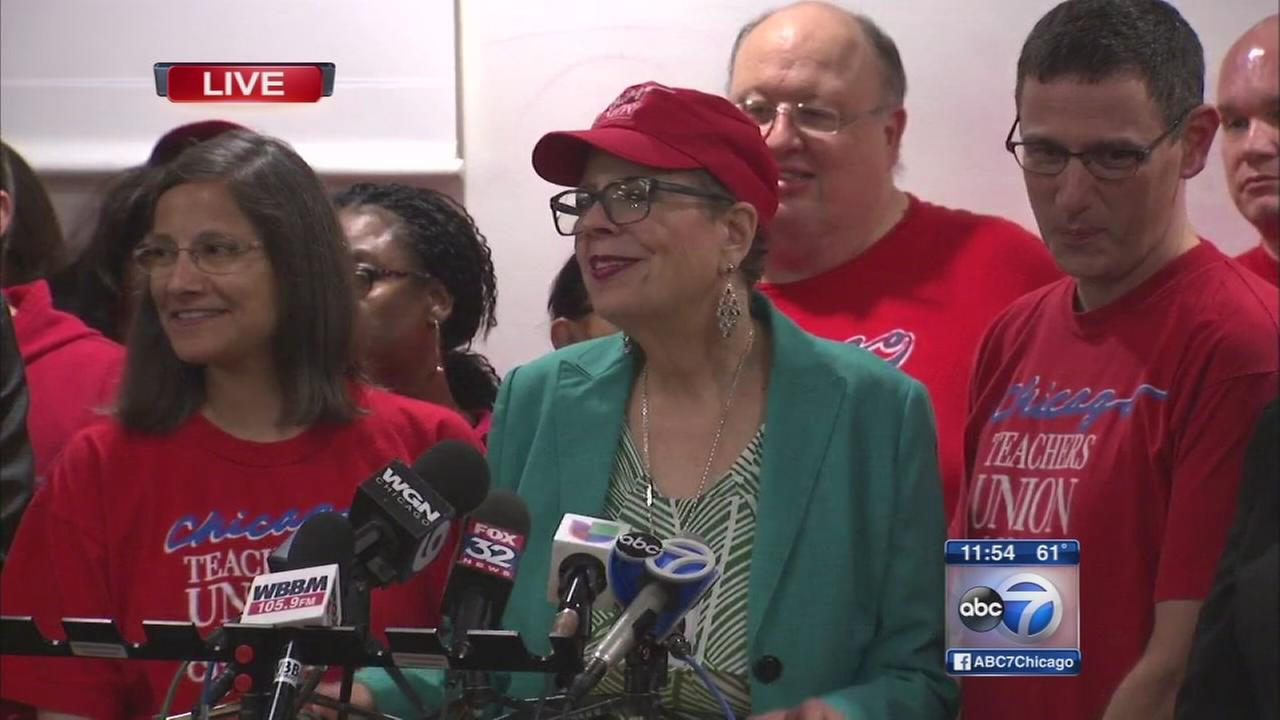 Strike canceled after CPS, CTU reach agreement