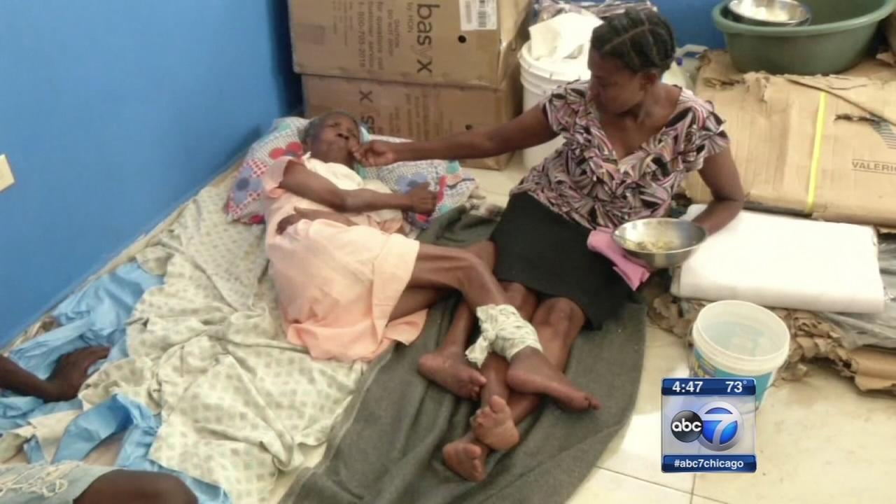 Local mission sending supplies to Haiti