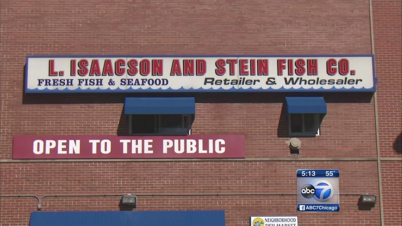 Historic fish wholesaler reportedly sells West Loop property