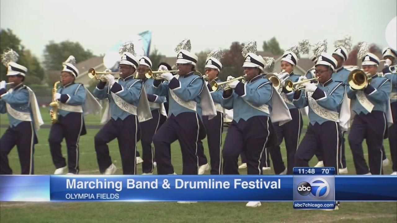 Marching Band and Drumline Festival