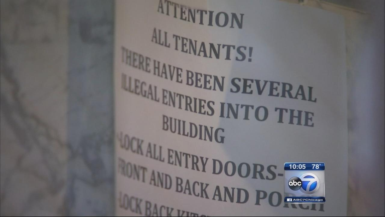 University of Chicago students building targeted by burglars