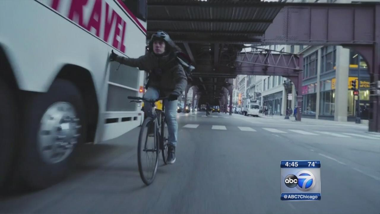 Chicago man named North Americas fastest bike messenger