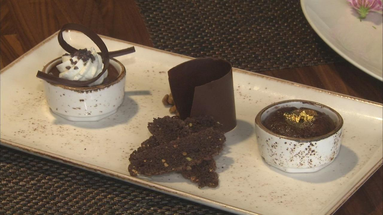 Extra Course: Honey-themed desserts at B Restaurant