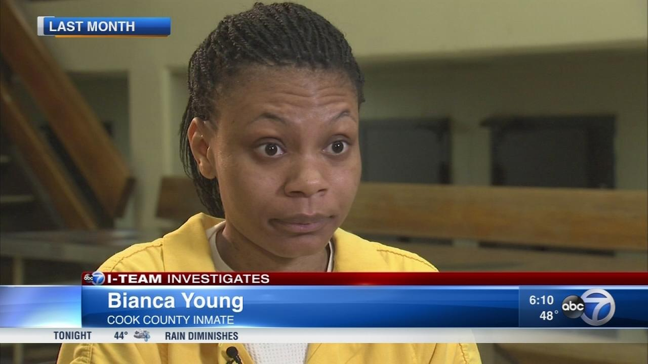 Bianca Young released from prison
