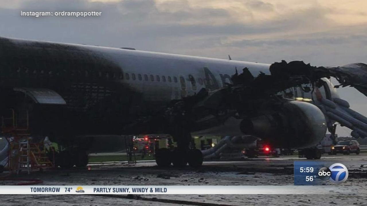 I-Team: Exclusive photos of plane fire