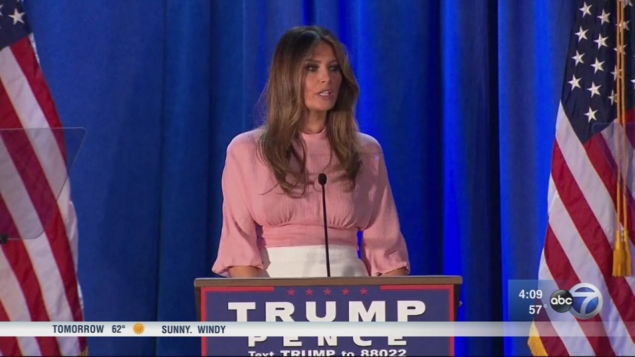 Meet the future first lady, Melania Trump