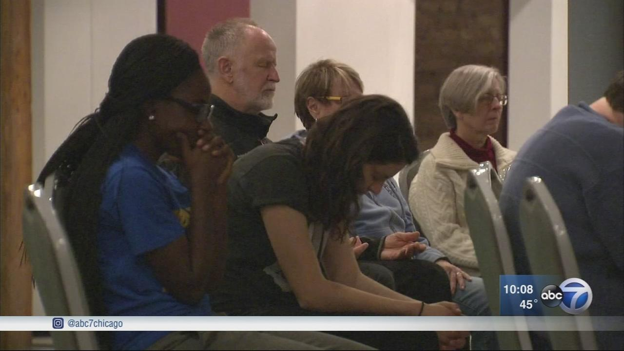 Schools and churches offer comfort, counseling after election