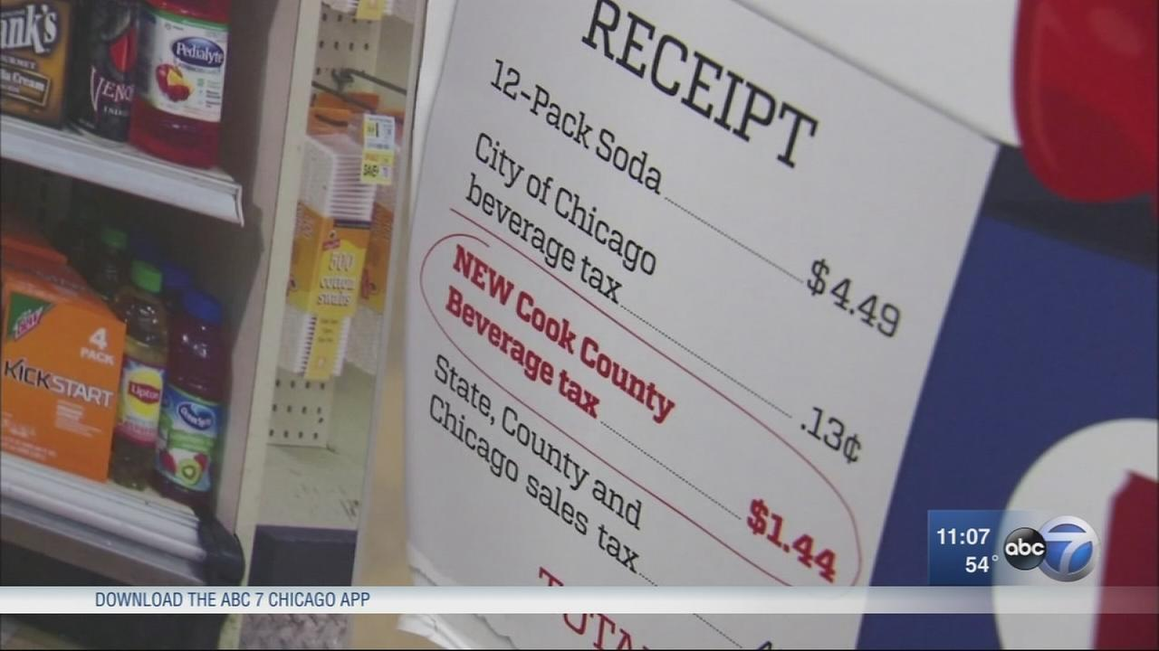 Board to vote on sugary drink tax