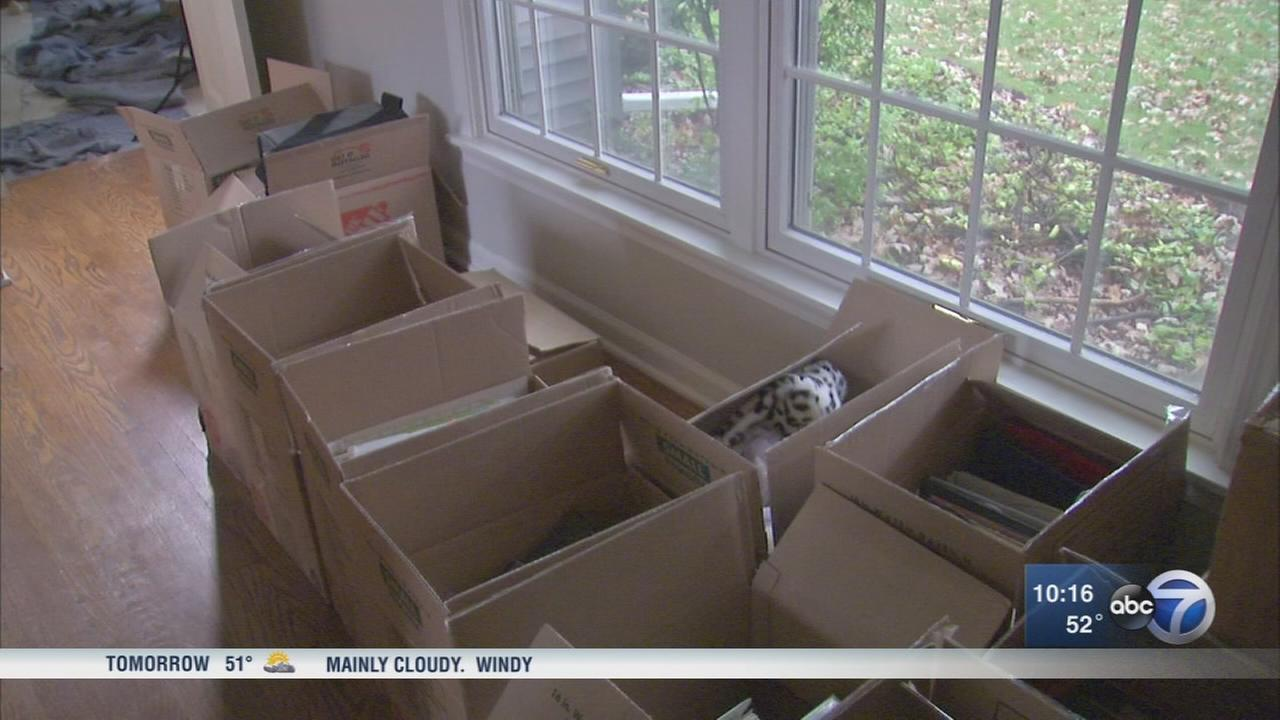 Customers say moving company held their belongings hostage