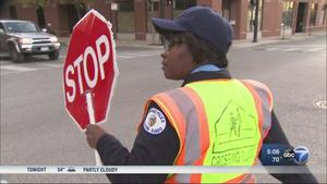 Chicago crossing guards worry losing police uniforms