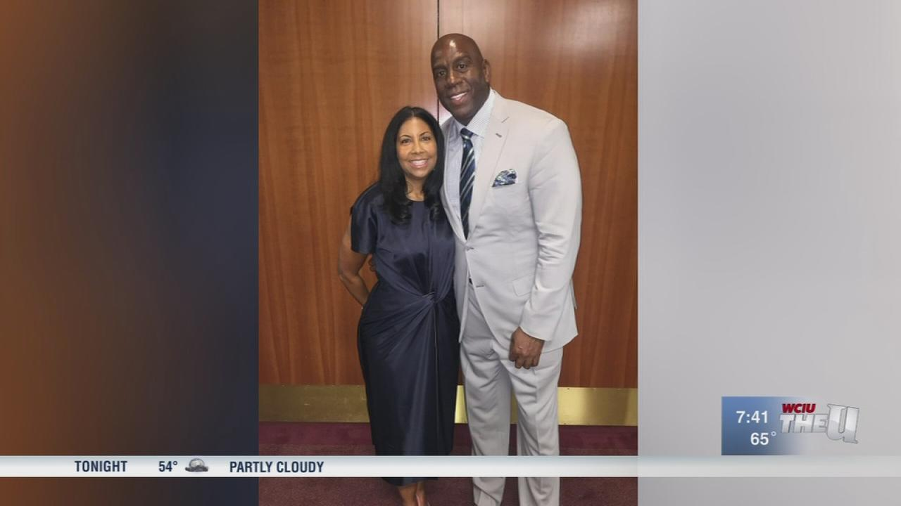 Cookie Johnson talks new book about husbands HIV diagnosis