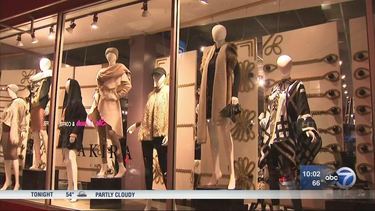 Group of girls robs Akira store in Lincoln Park