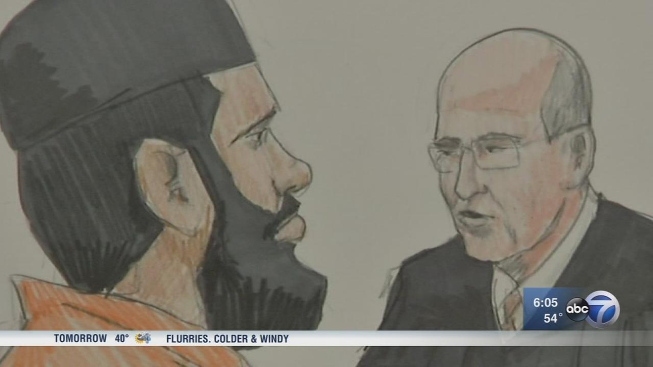 Khan sentenced to 40 months