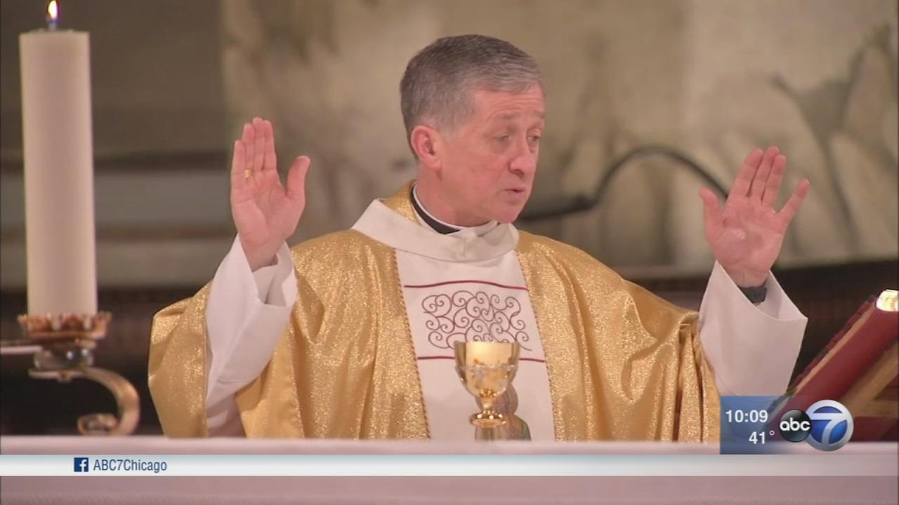 Cardinal Cupich leads Chicago pilgrims to Assisi in 2016