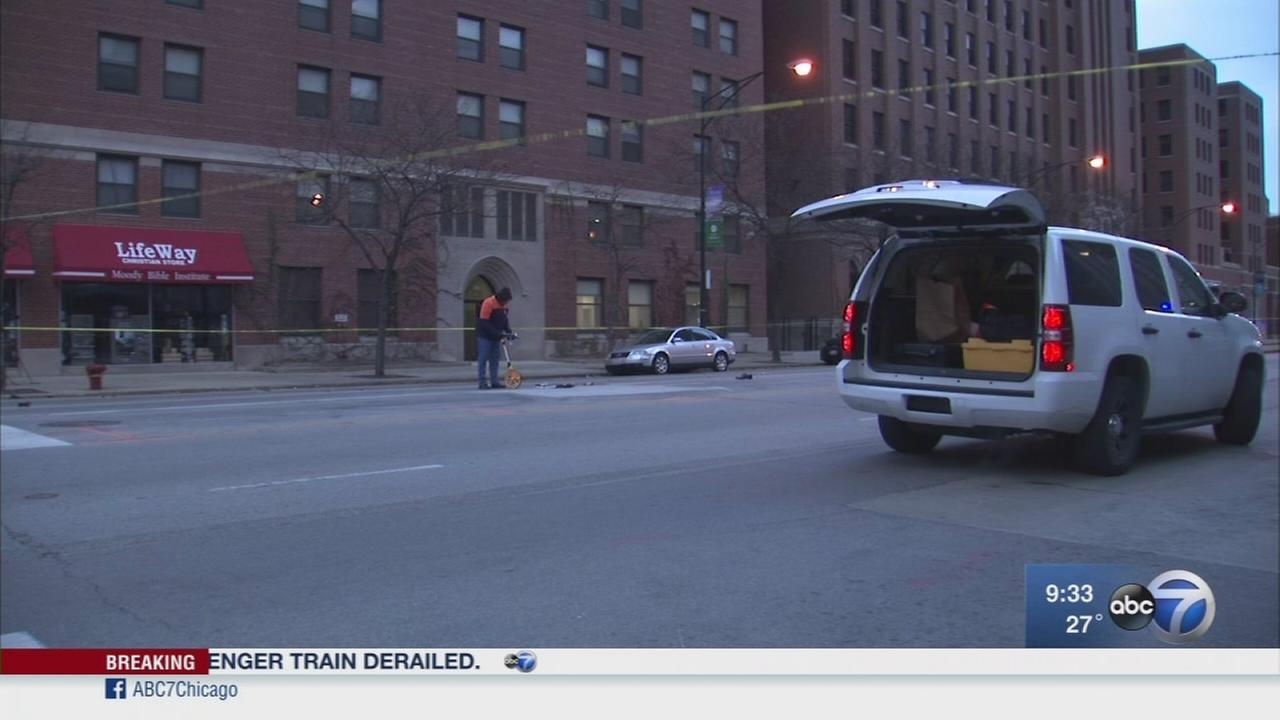 Man Killed in Near North Side hit-and-run