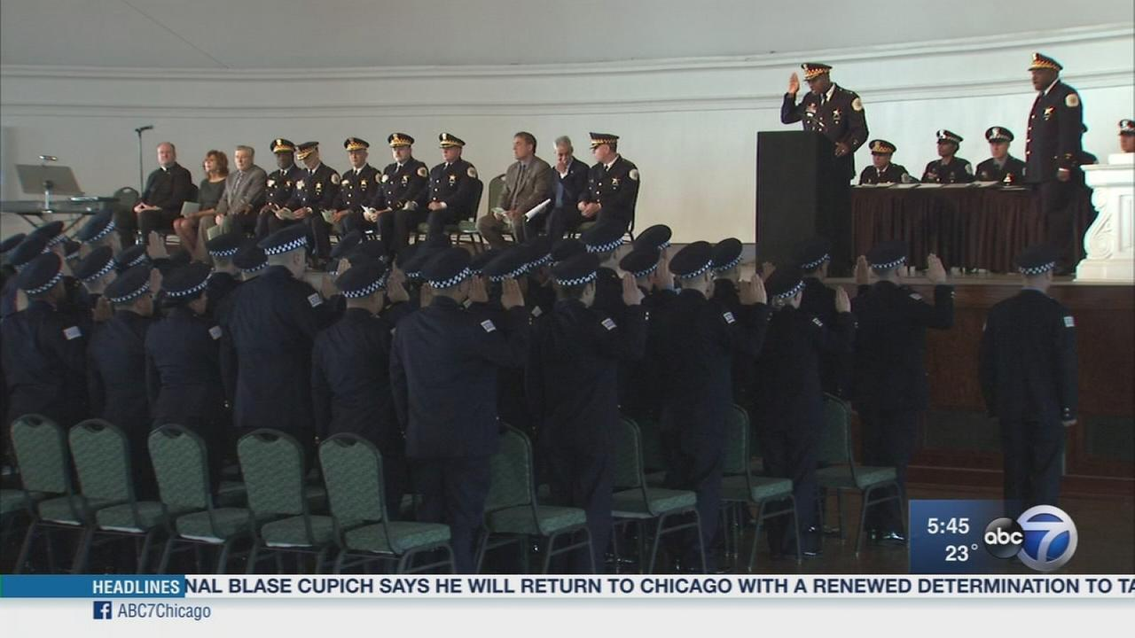 City hires company to help make police forece more diverse