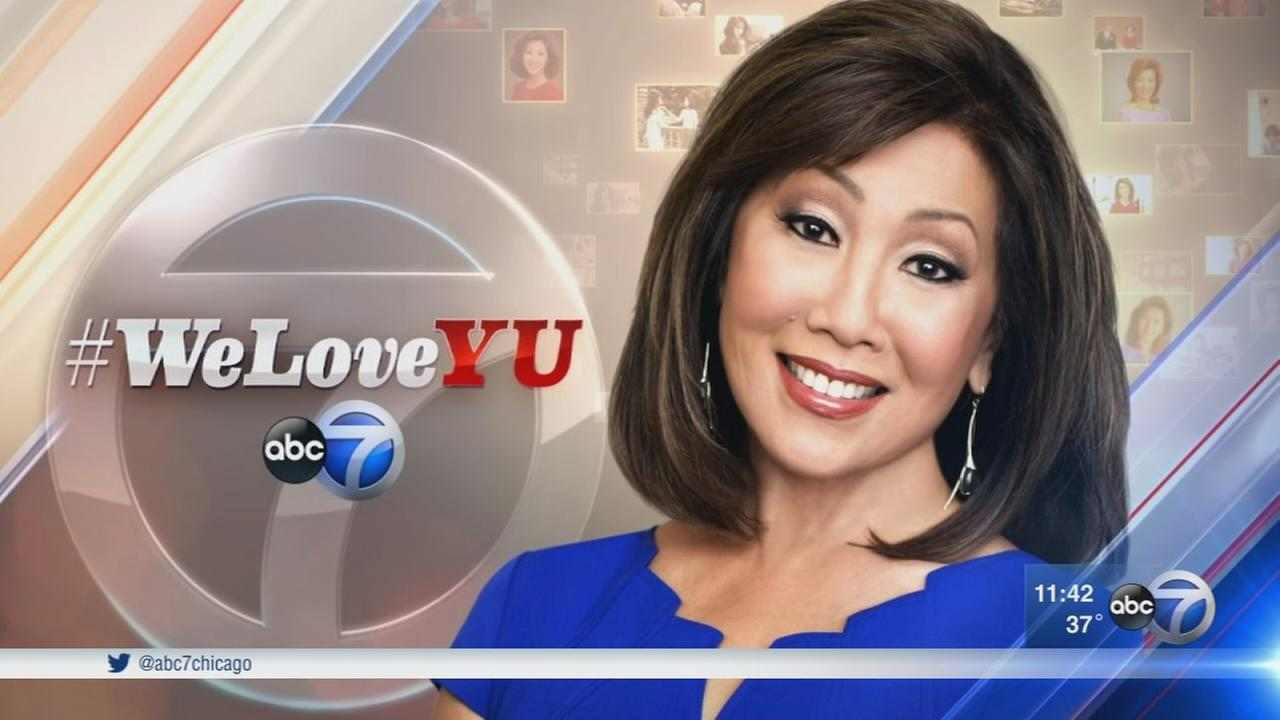 A look back at ABC7 anchor Linda Yus career as retirement nears
