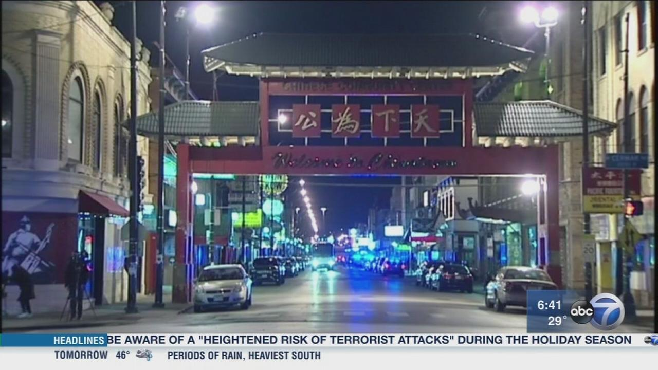 1 dead 3 hurt in Chinatown stabbing