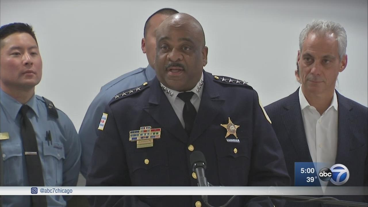 Chicago Police Dept. seeks to diversify its force