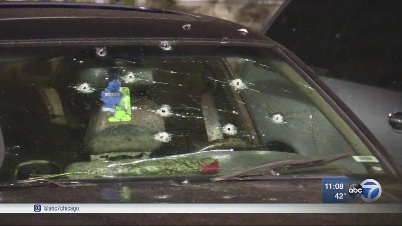 2 kids hurt in Brighton Park shooting