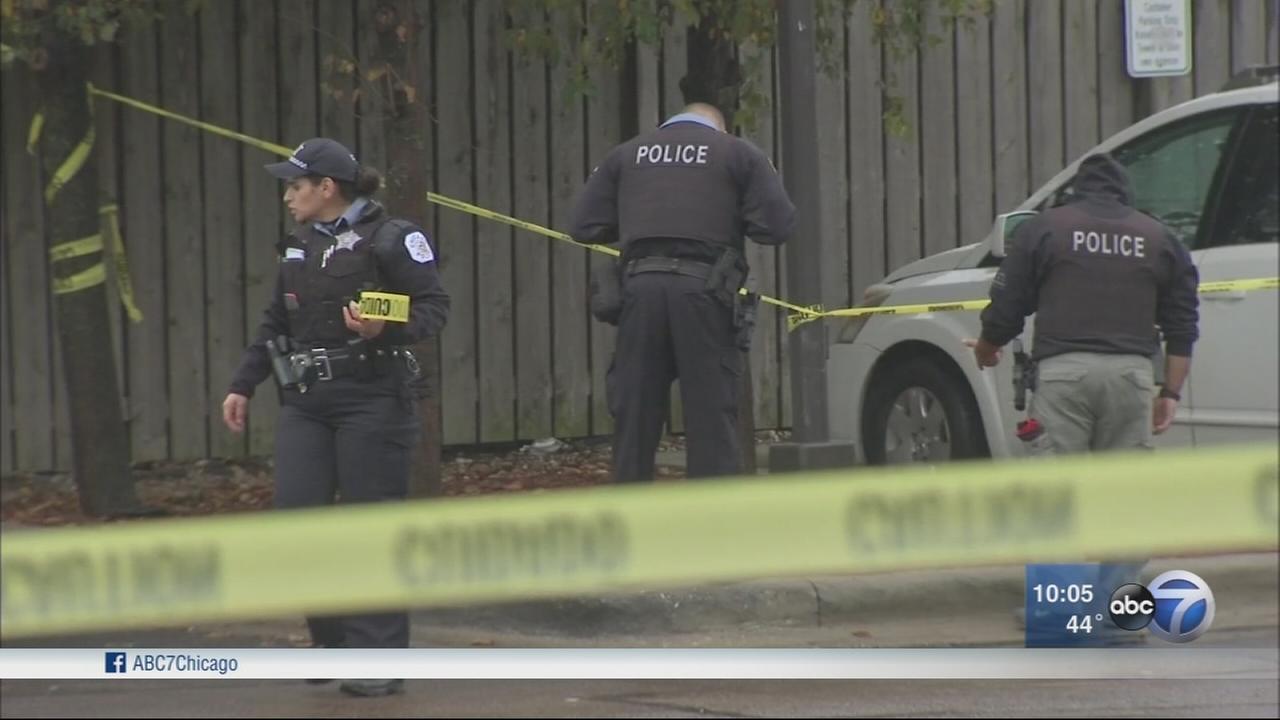 Man, 70, shot in Humboldt Park parking lot