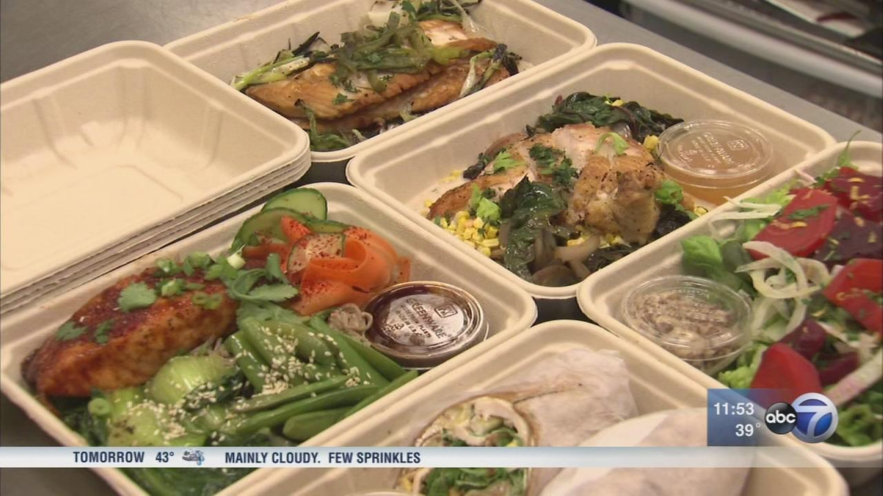Eat Purely delivers home-cooked organic meals across Chicago