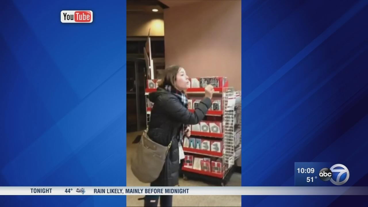 Womans explosive rant at Lakeview store goes viral