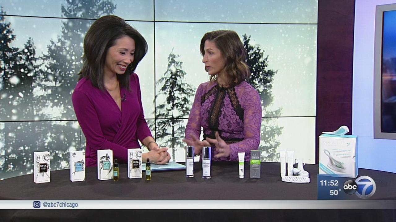 Winter beauty products to keep your skin looking its best
