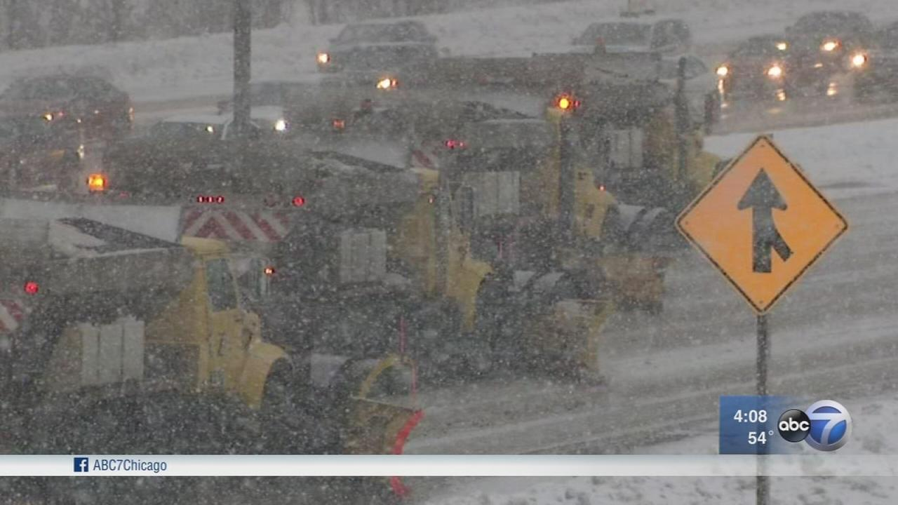 Prepare for winter on roads and rails