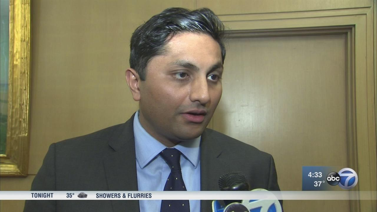 Ald. Ameya Pawar considering run for governor in 2018