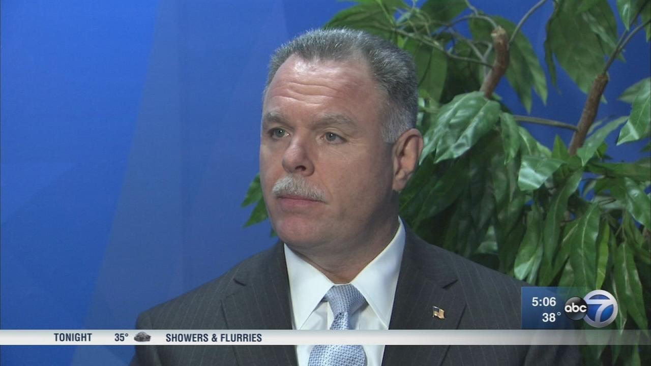 Exclusive: Garry McCarthy talks about rising Chicago violence