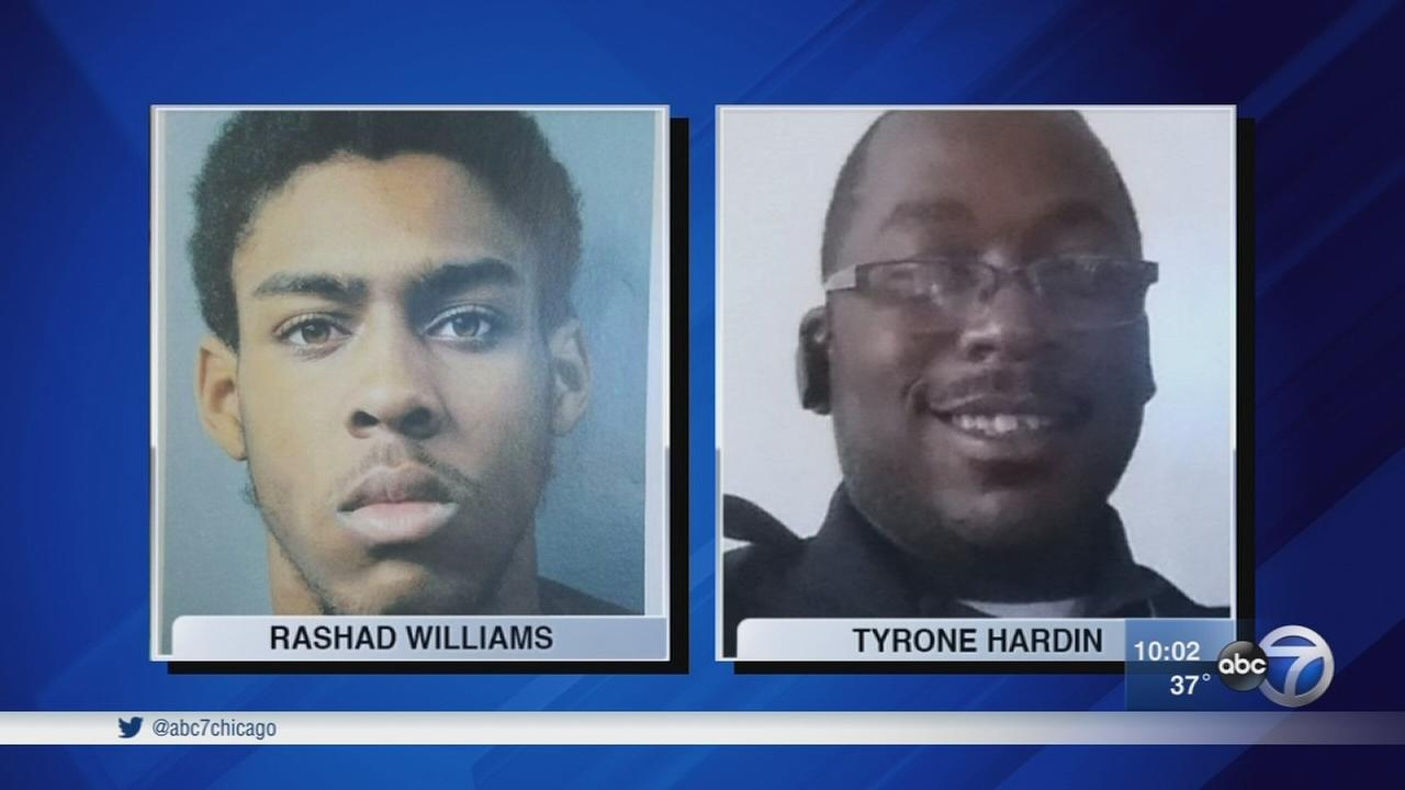 Manhunt for Harvey murder suspect continues, Ford Heights schools briefly locked down